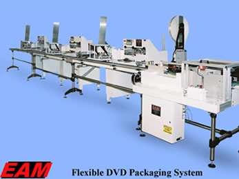 DVD Packaging System